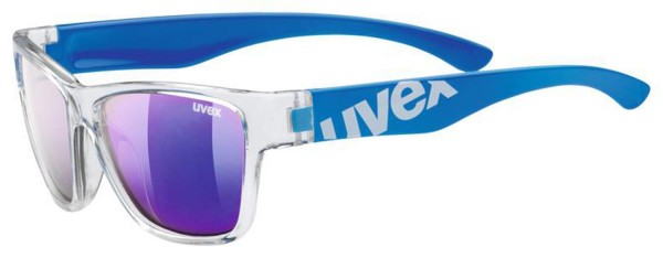 uvex sportstyle 508 clear blue /mir.blue
