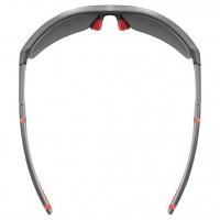 Vorschau: uvex sportstyle 226 grey red mat/mir.sil