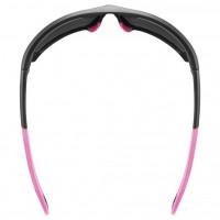 Vorschau: uvex sportstyle 225 blk pink mat/mir.pin