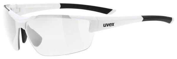 uvex sportstyle 612 VL white / smoke