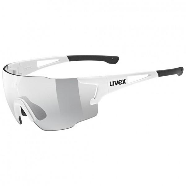 uvex sportstyle 804 v white/smoke