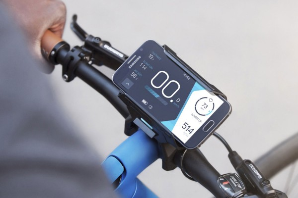 Kit COBI.Bike Standard Sport mit Universal Mount, für Standardfahrräder, inkl. Hub, Lenkerbefestigun