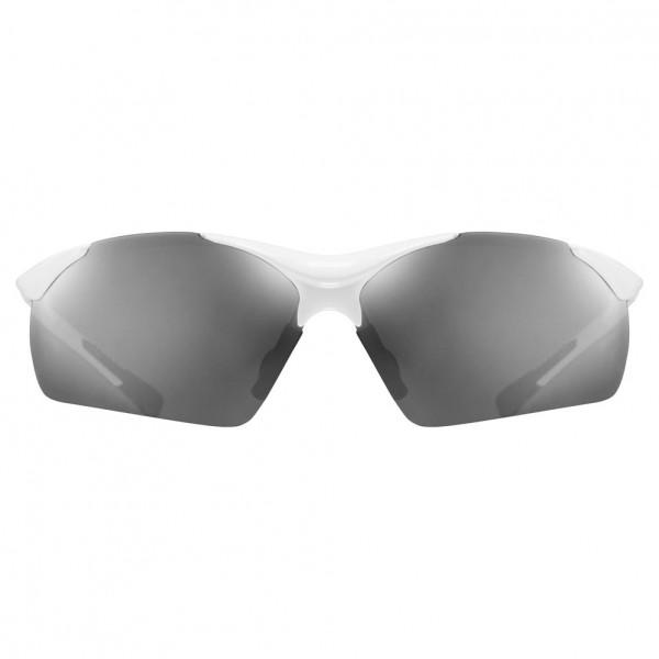 uvex sportstyle 223 white / ltm.silver