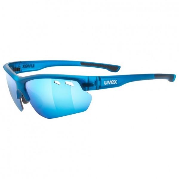 uvex sportstyle 115 blue mat/mir.blue