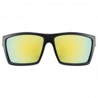 Vorschau: uvex lgl 29 black mat / mirror yellow