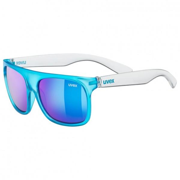 uvex sportstyle 511 blue clear/mir.blu.