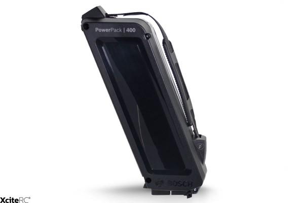 PowerPack 400 Rahmenakku, schwarz (Classic+)