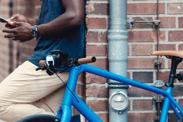 Kit COBI.Bike Plus Standard (StVZO) mit Universal Mount, für Standardfahrräder, inkl. Hub, Lenkerbef
