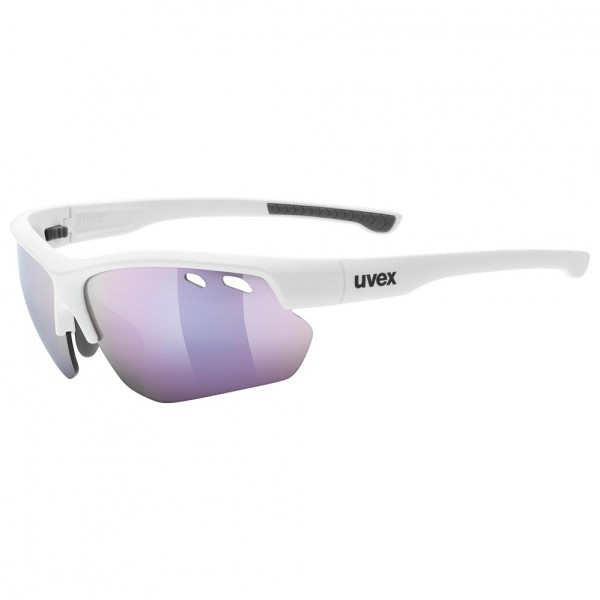 uvex sportstyle 115 white mat/mir.pink