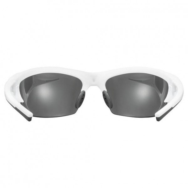 uvex blaze III white blk/ltm.silver