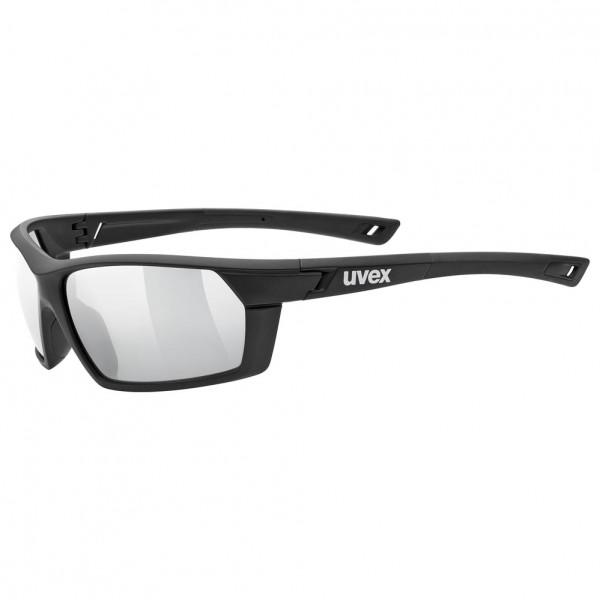 uvex sportstyle 225 black mat/ltm.silver