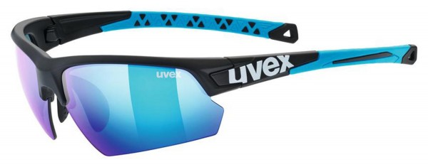 uvex sportstyle 224 bl.mat blue/mir.blue