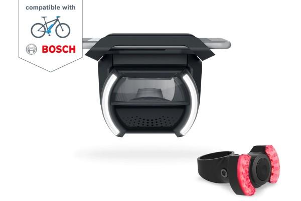 Kit COBI.Bike Plus eBike (StVZO) mit Universal Mount, für Bosch eBike Systeme, inkl. Hub, AmbiSense