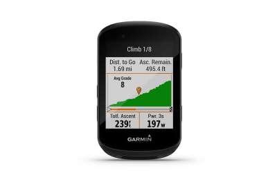 GARMIN Edge 530, GPS