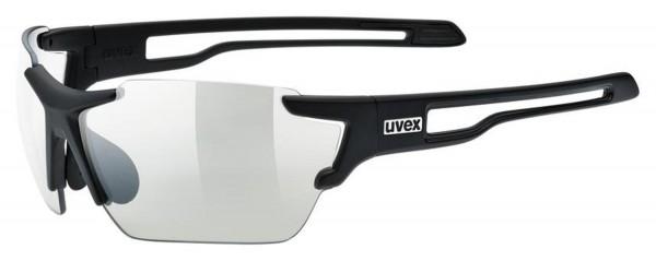 uvex sportstyle 803 v black mat / smoke