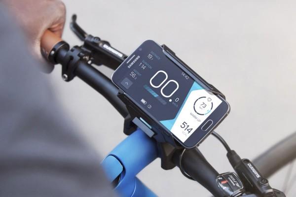 B-Ware! COBI.Bike sport mit Universal Mount für normale Fahrräder