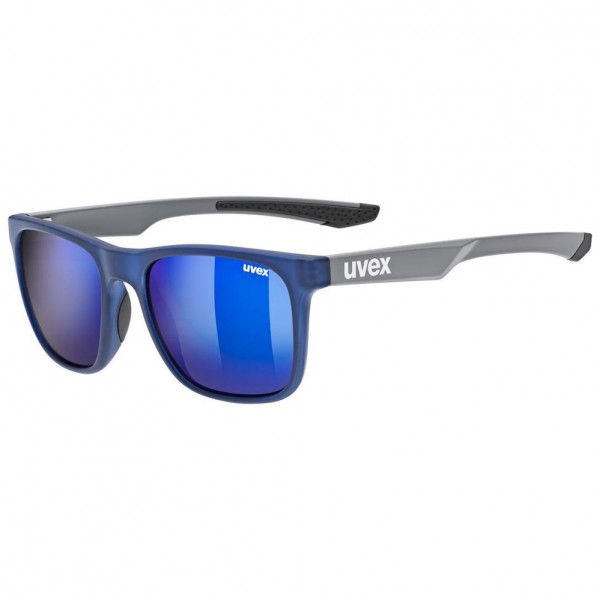 uvex lgl 42 blue grey mat/mir.blue