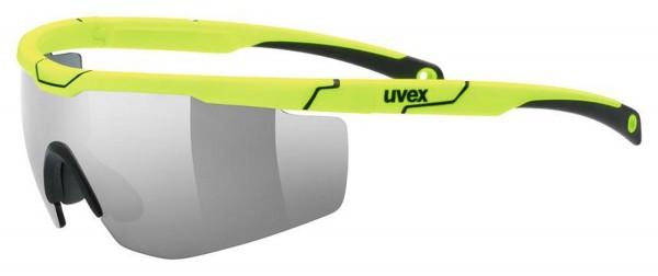 uvex sportstyle 117 yellow / ltm.silver