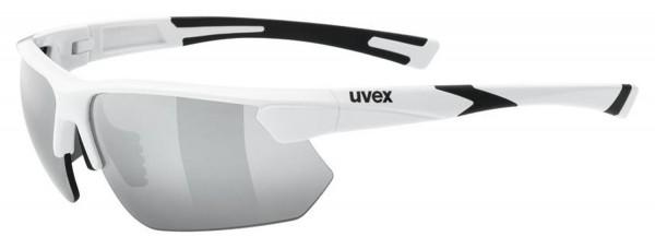 uvex sportstyle 221 white / ltm.silver