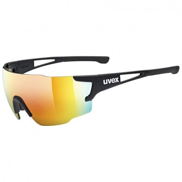 uvex sportstyle 804 black/mir.rainbow