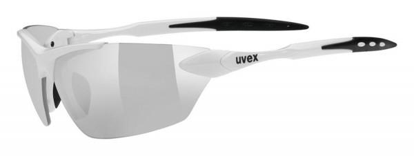 uvex sportstyle 203 white / ltm.silver