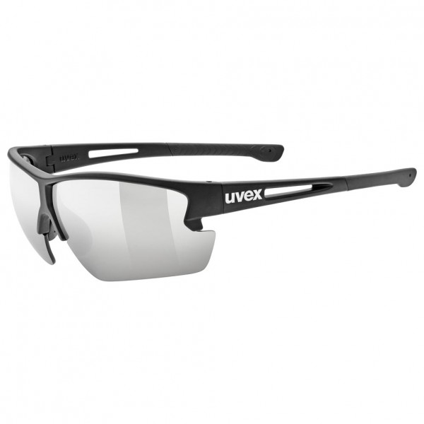uvex sportstyle 812 black mat/ltm.silv.