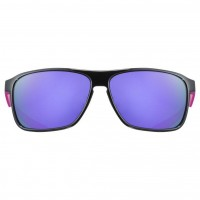 Vorschau: uvex lgl 33 pola blk pink m/mir.purple