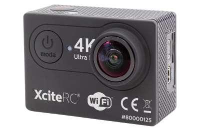 XciteRC WiFi 4K Action-Cam UHD 24MP