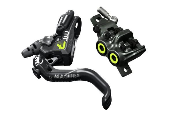 MAGURA MT7 PRO, 1-Finger HC-Hebel, links/rechts verwendbar, 2.200 mm Leitungslänge, Einzelbremse, in