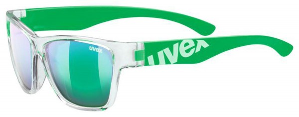 uvex sportstyle 508 clear green/mir.gree
