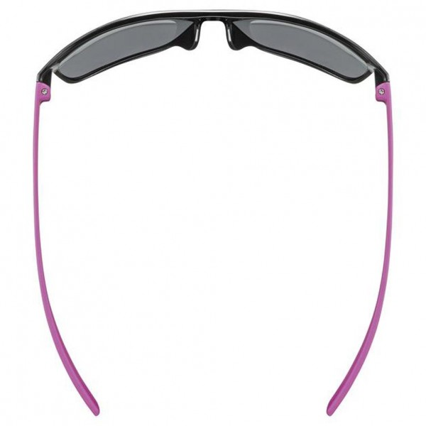 uvex lgl 33 pola blk pink m/mir.purple