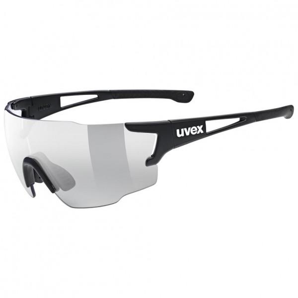 uvex sportstyle 804 v black mat / smoke