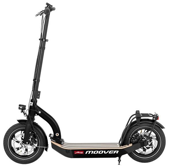 B-Ware! - Metz moover E-Scooter, schwarz