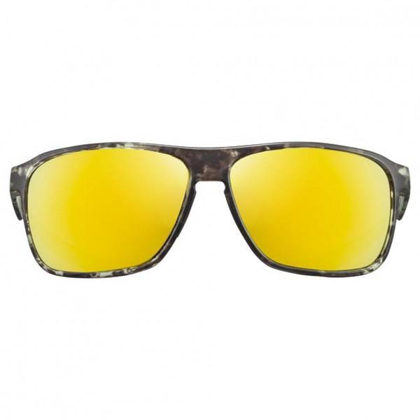 uvex lgl 33 pola havanna mat/ mir.yellow