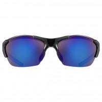 Vorschau: uvex blaze III black blue / mir.blue