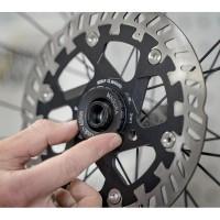 Vorschau: Bremsscheibe MDR-P CL, Center Lock mit Lockring für Steckachse