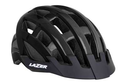 Lazer Bike-Helm COMPACT CE/BLACK UNISIZE