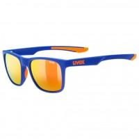 Vorschau: uvex lgl 42 blue orange mat/mir.red