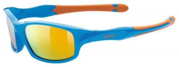 uvex sportstyle 507 blue orange/mir.ora