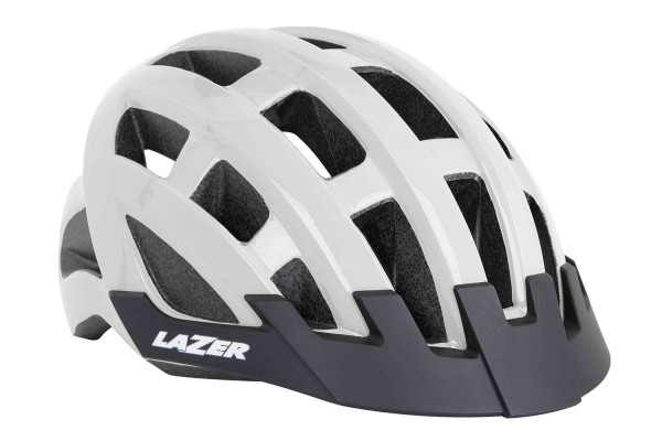 Lazer Bike-Helm COMPACT CE/WHITE UNISIZE