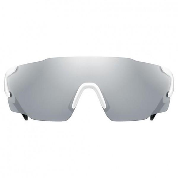 uvex sportstyle 804 white / ltm.silver