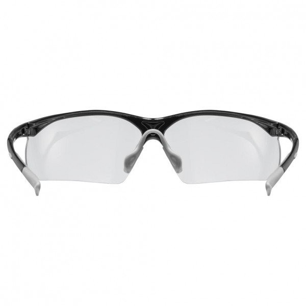 uvex sportstyle 223 black grey / clear
