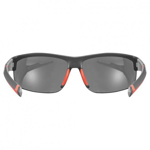 uvex sportstyle 226 grey red mat/mir.sil