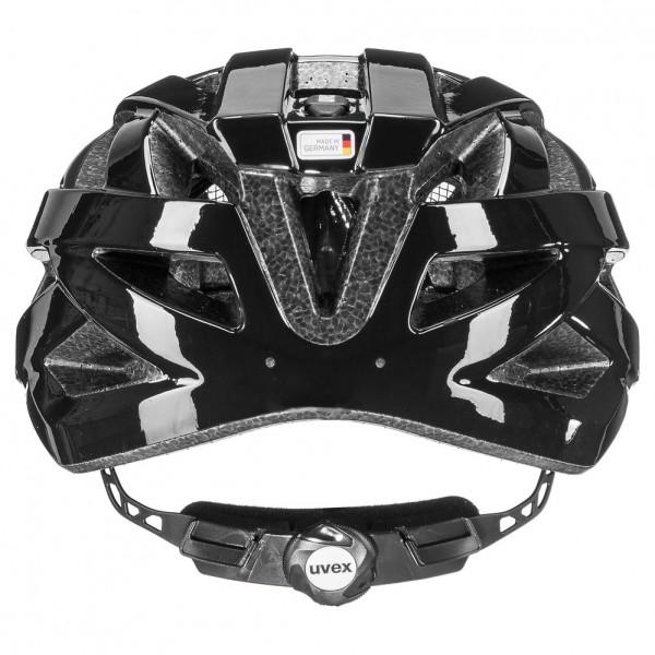 uvex i-vo black 56-60 cm