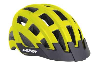 Lazer Bike-Helm COMPACT CE/FLASH YELLOW UNISIZE