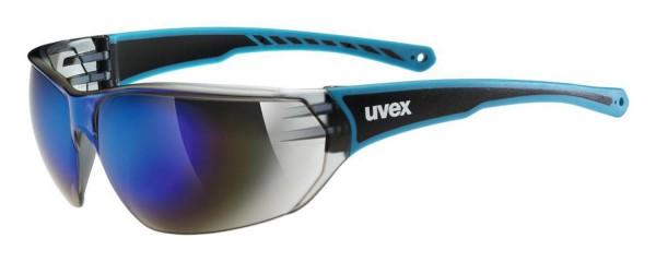 uvex sportstyle 204 blue / mirror blue